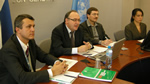 Videoconference on WIR with Russian universities