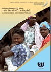 ?Who is benefiting from trade liberalization in Angola? - A Gender Perspective