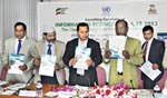 Vi Think Tank member, the Bangladesh Foreign Instiute, conducts national launch of UNCTAD's Information Economy Report 2013
