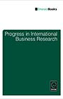 Progress in International Business Research