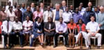Participants of workshop on LDC economic perspectives, Uganda