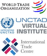 World Trade Organization, UNCTAD Virtual Institute, International Trade Centre