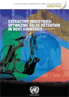 Extractive Industries: Optimizing Value Retention in Host Countries