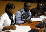 Participants from Vi's latest Trade Policy Analysis workshop