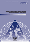 Empirical insights on market access and foreign direct investment