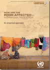 How are the poor affected by international trade in India: An empirical approach