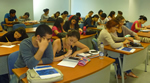 Students at Universidad del Norte benefit from Vi teaching materials