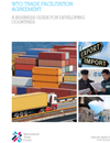 WTO trade facilitation agreement - A business guide for developing countries