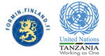 Vi donors, the Government of Finland and the One UN Fund for Tanzania
