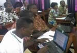 Participants of the Vi workshop on econometric analysis of commodity-related issues for Togo