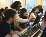 Chinese students take part in Vi study tour