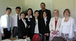 Students from Shanghai participate in Vi study tour