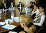 Students from Shanghai Institute of Foreign Trade visit UNCTAD