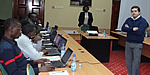 ?	First Vi workshop for Kenya trains 22 on trade empirics