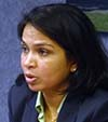 UNCTAD's Padmashree Gehl Sampath