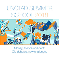 UNCTAD summer school hot debates: Debt, money and finance 10 years after the crash