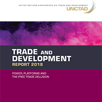 UNCTAD Trade and Development Report 2018