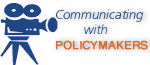 Informing national policy: How to communicate with policymakers?
