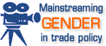 Mainstreaming gender in trade policy