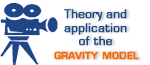 Theory and application of the gravity model