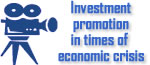 Investment promotion in times of economic crisis