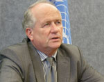 Heiner Flassbeck, Director of UNCTAD's Division on Globalization and Development Strategies